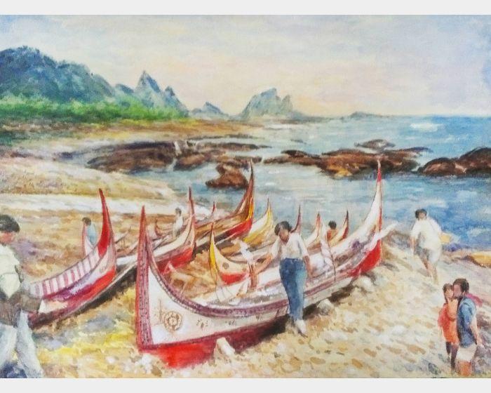 林有德-蘭嶼風光 Lanyu scenery