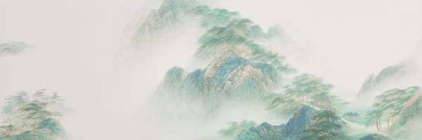 彭偉新-溪山無盡 2