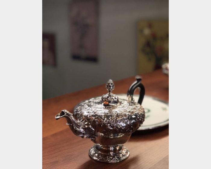 茶桌上的另一種美麗