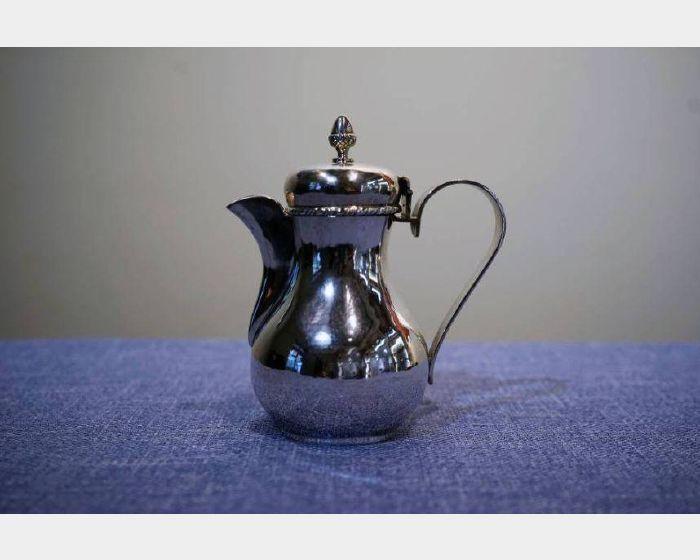 義大利小銀壺