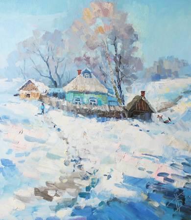 Pavel Veselkin-A day in March