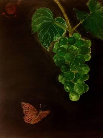 Danting-盛夏的果實 緑葡萄
