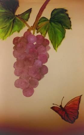Danting-盛夏的果實 紫葡萄