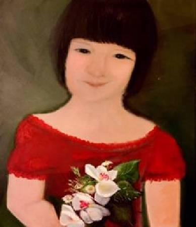 Danting-肖像 靦腆的微笑