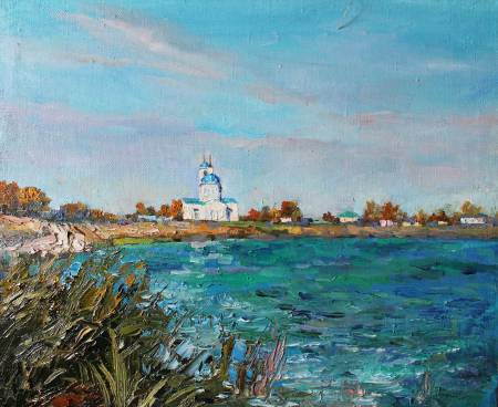 Pavel Veselkin-Windy day