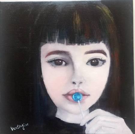 Danting-肖像畫