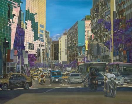 108年「璞玉發光-全國藝術行銷活動」-紫樹1忠孝復興