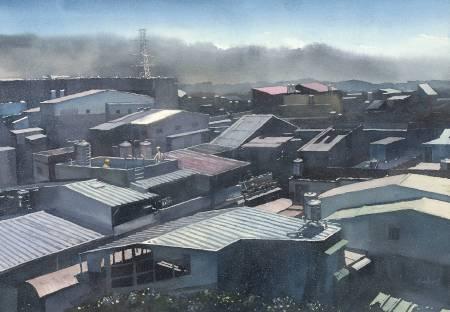 108年「璞玉發光-全國藝術行銷活動」-屋頂上的游泳池