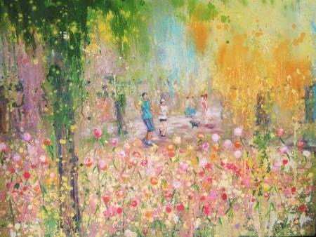 潘柏克-祕密花園