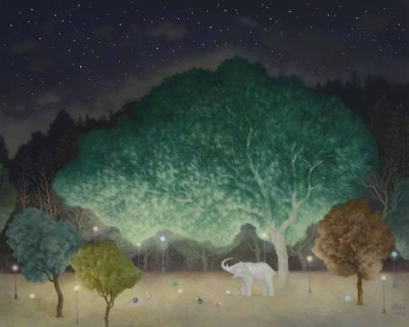 陳鏘旭 -孤獨的象