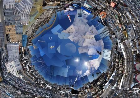 邱杰森 -游移星球-藍洞