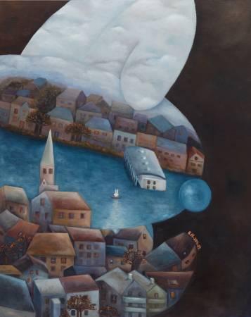 黃思綺 -月見兔-移動之城