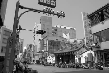 陳妍伊-CCTV Birds-台南城隍廟