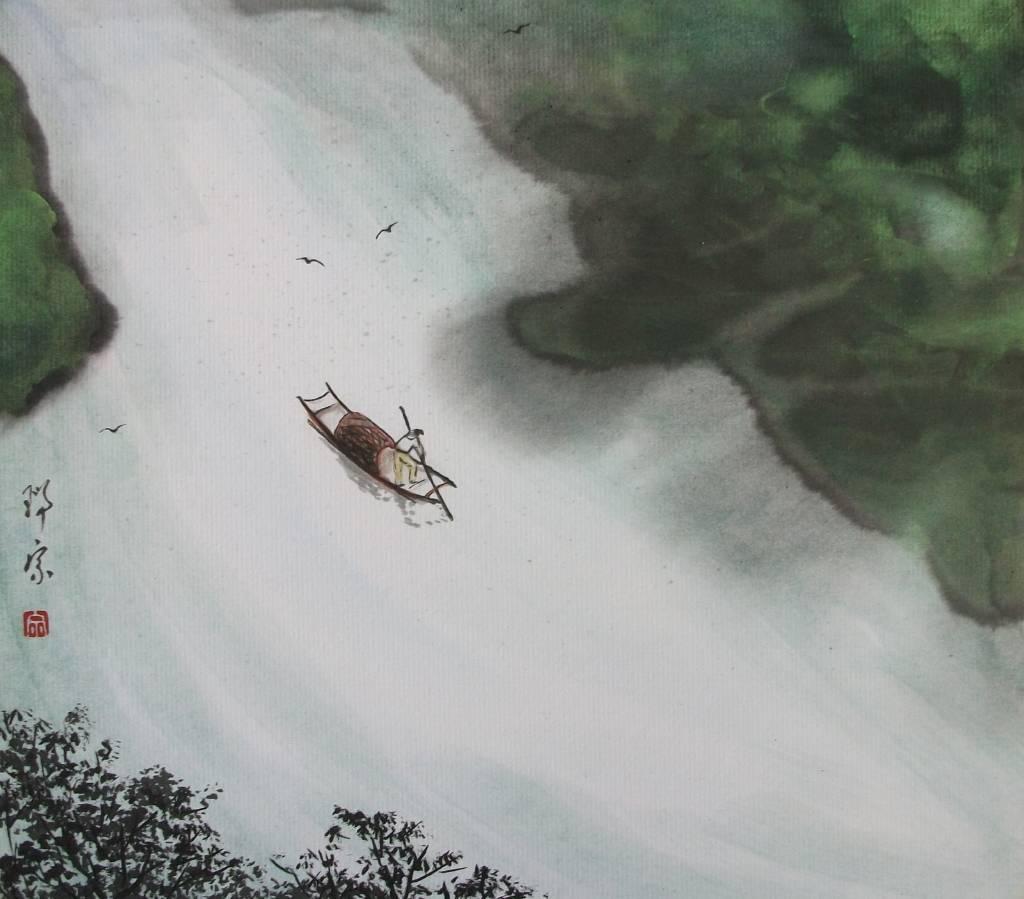 魏奕辰(瑞宗) - 山水間