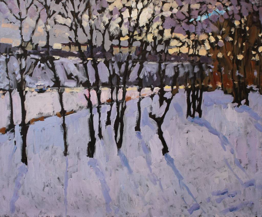 Oleg Shmidt - winter shadows