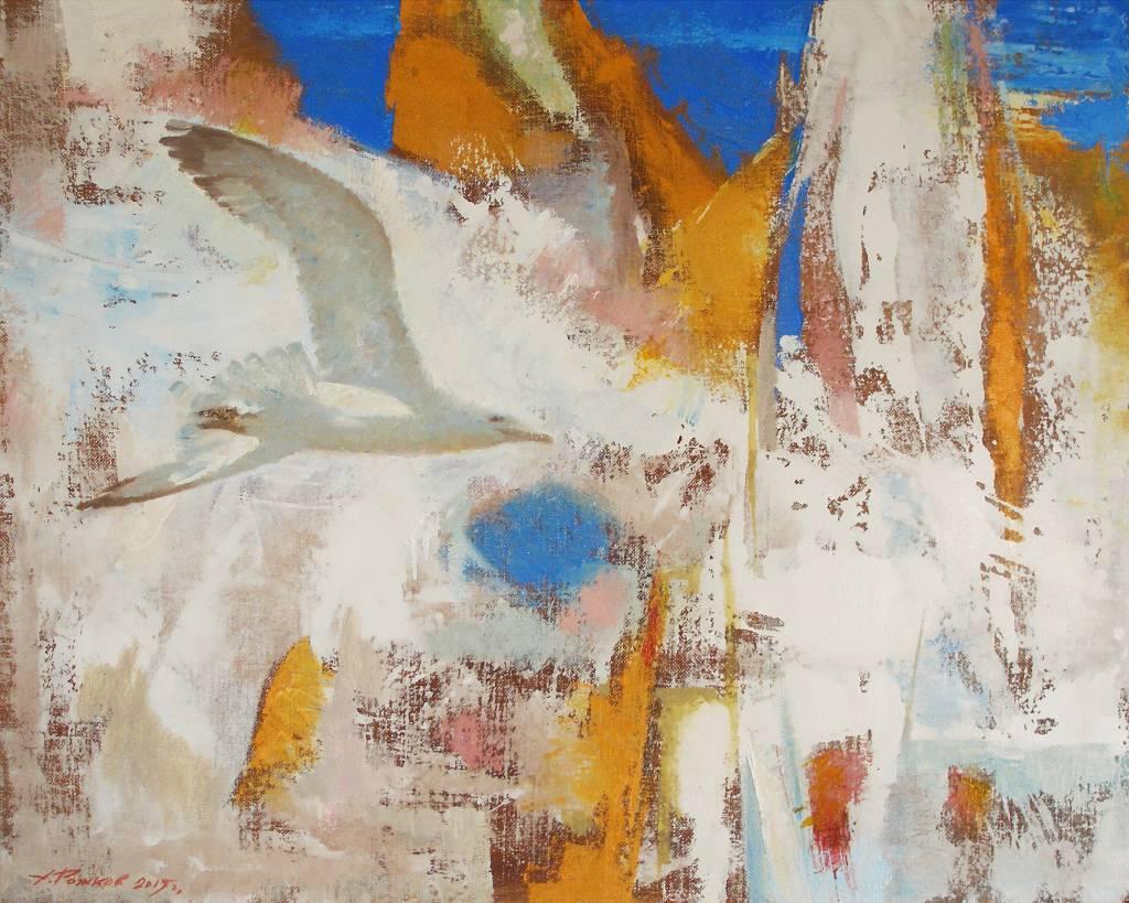 Olexander Rozhkov - Seagull