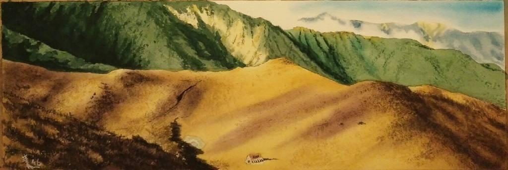 王素 - 大水窟山