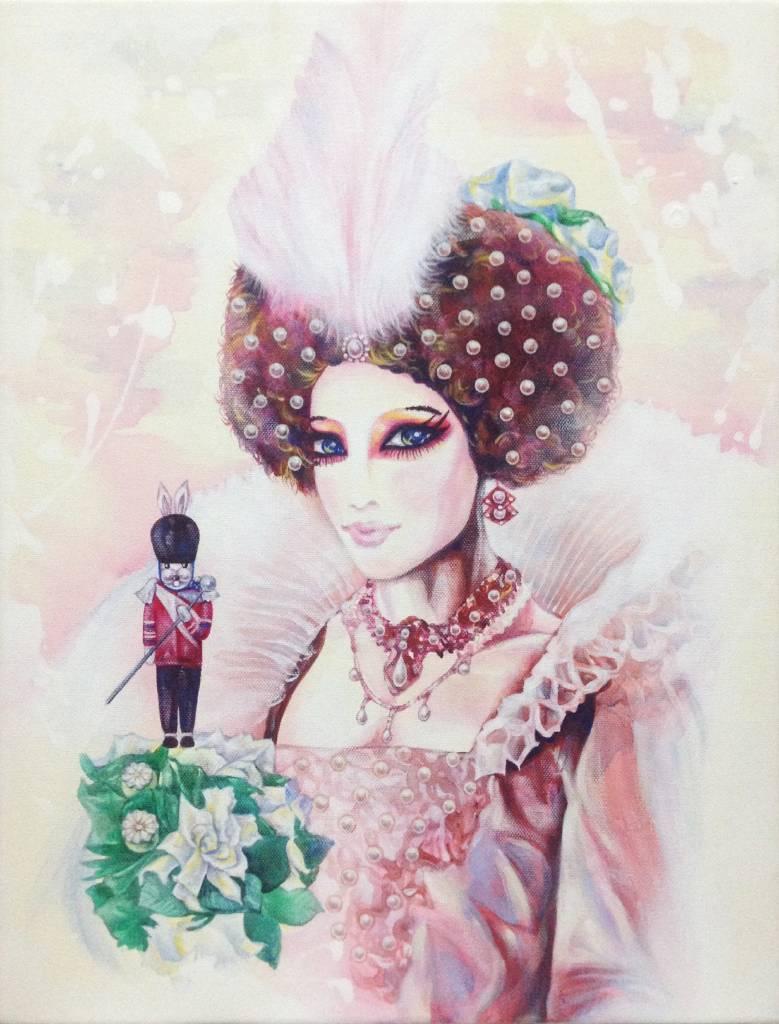 平仙妮 - 偽裝裡的尋找-伊麗莎白一世