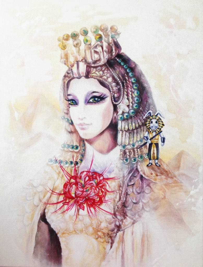 平仙妮 - 偽裝裡的尋找- 埃及豔后