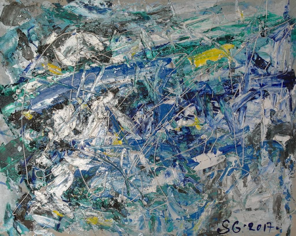 葛拉娜 - A blue day