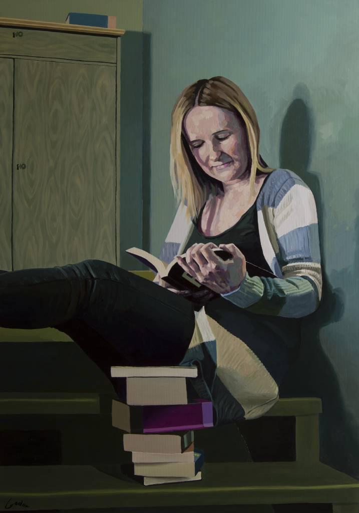 Maciej Gador - Reading