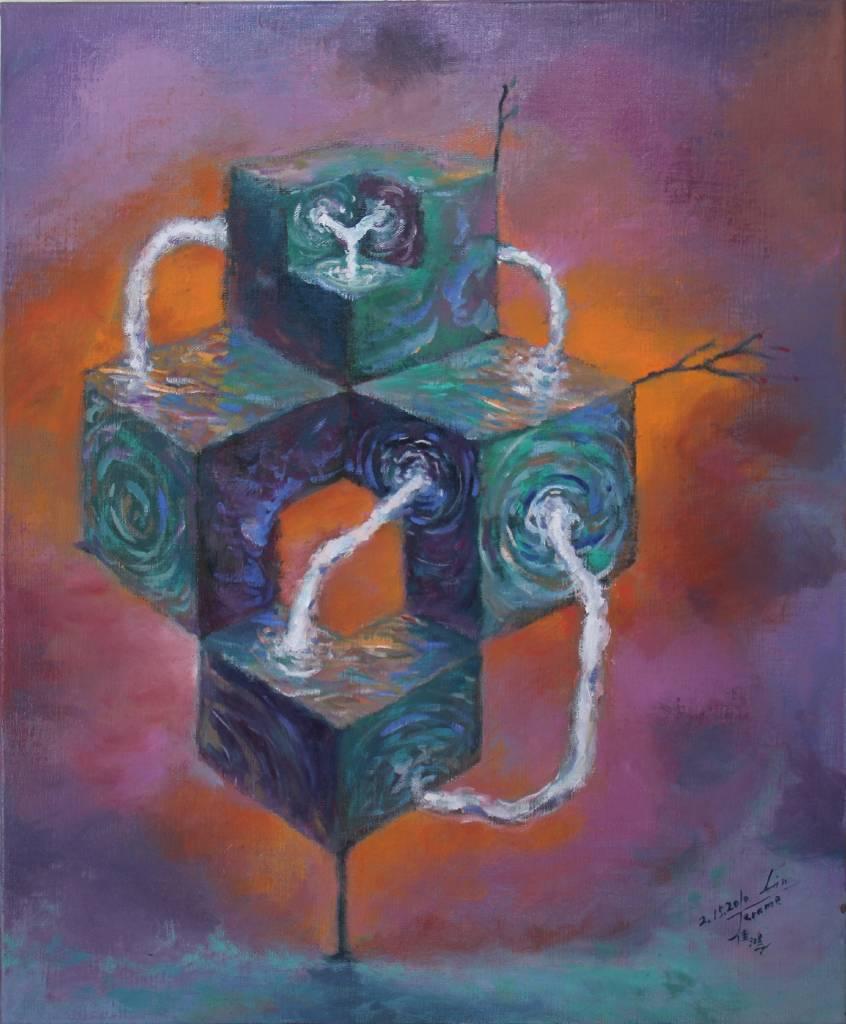 林佳鴻 - 自由之水