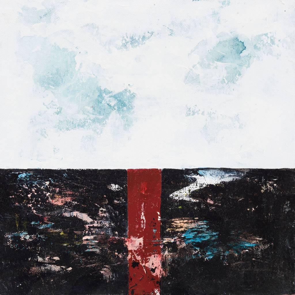 林冠妤 - 紅線與白線之間-somewhere NO.8