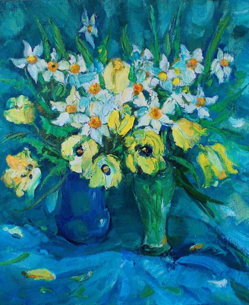 Natalia Nysh - Daffodil Palitra