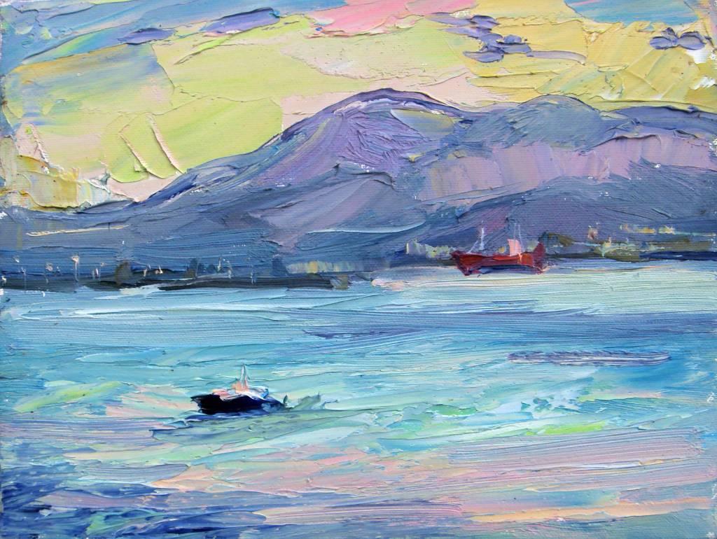 Natalia Nysh - Marmara Seashore, Izmit, Turkey