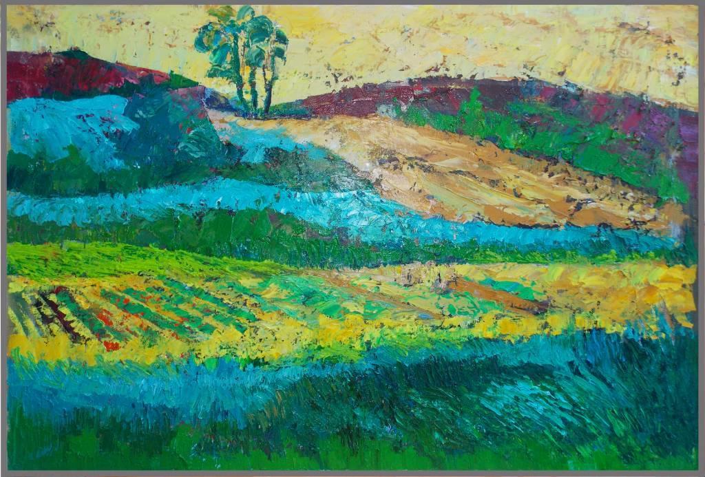 Natalia Nysh - The cradle of fields