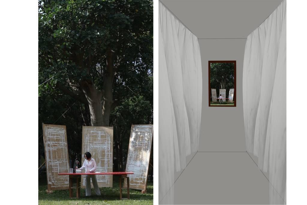 楊祐丞 - 牆上的祭典