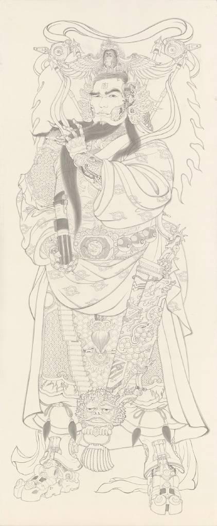 許凱翔 - 孟安雙將-01