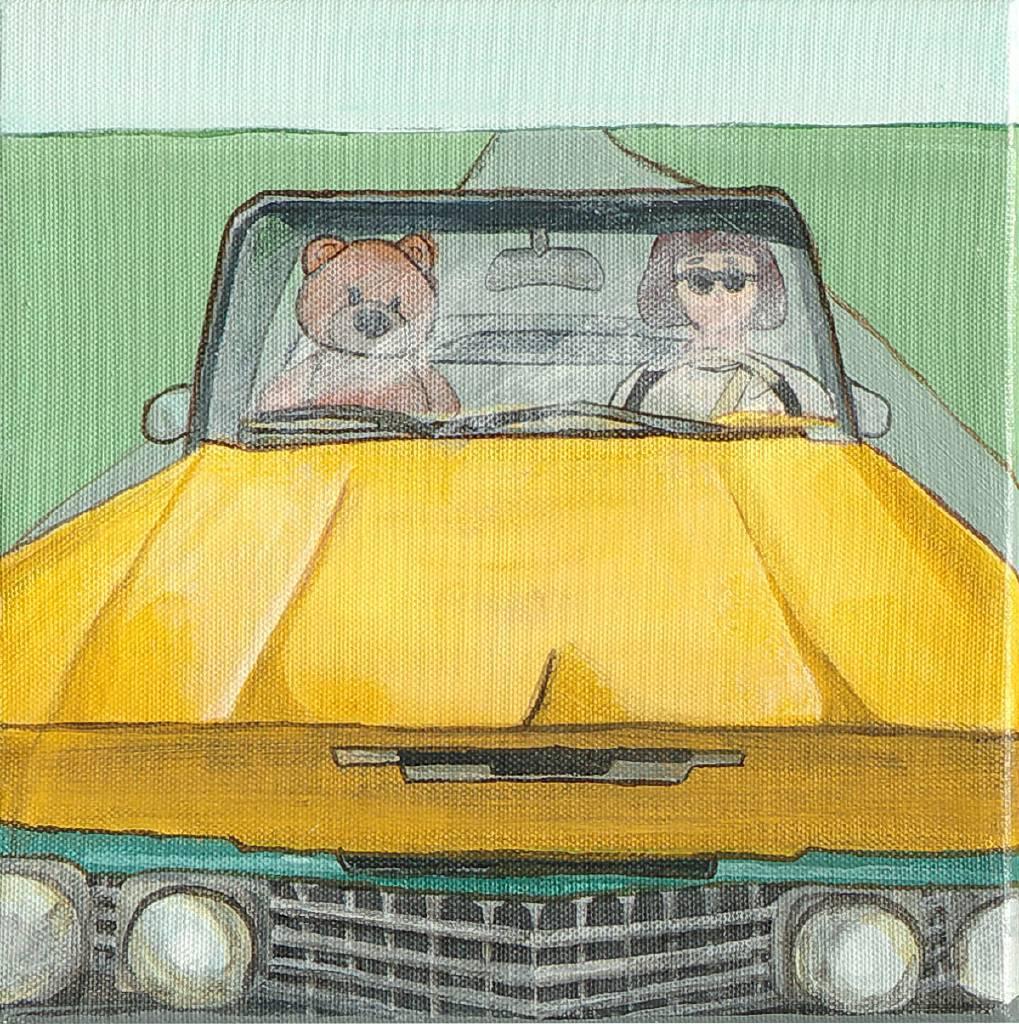 黃姿瑜 - 《狗大- 兜風邊緣人系列》