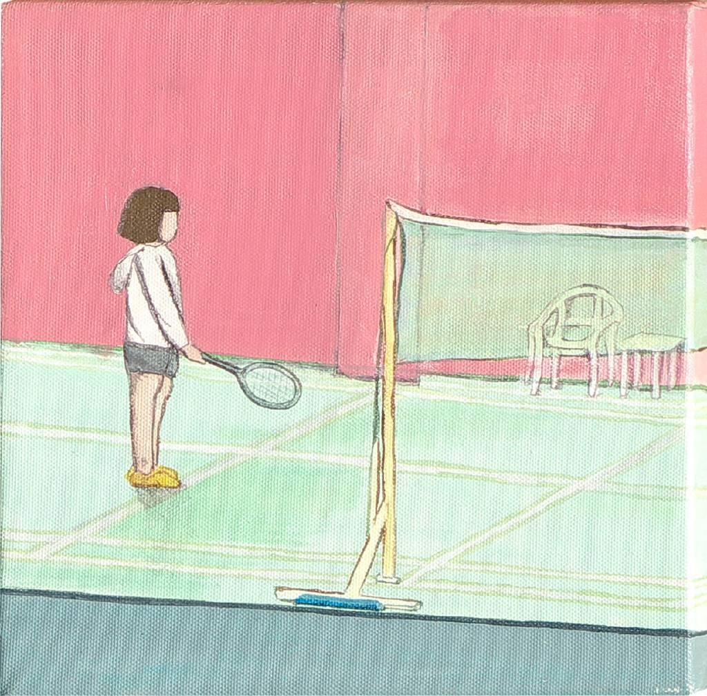 黃姿瑜 - 《狗大- 打球邊緣人系列》