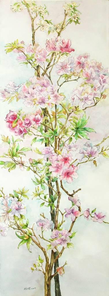 郭桔枝 - 春天的花