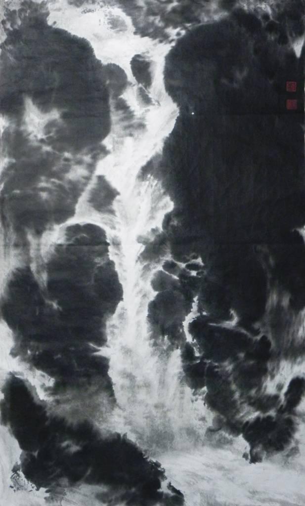 劉晏銘 - 飛瀑