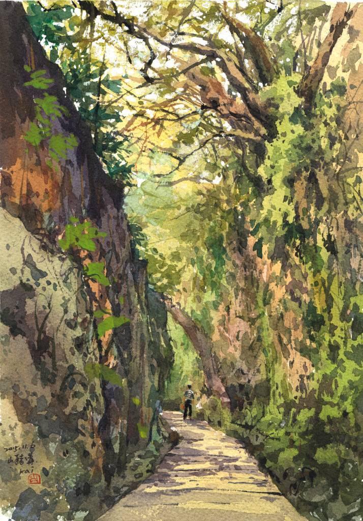 鄭開翔 - 靜謐步道