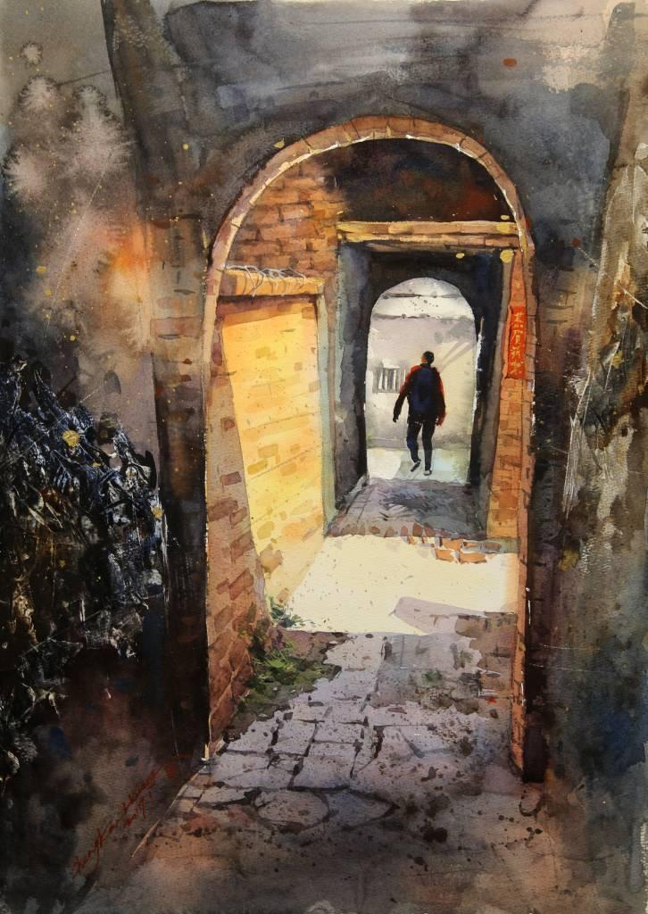 鄭開翔 - 記憶中的老街