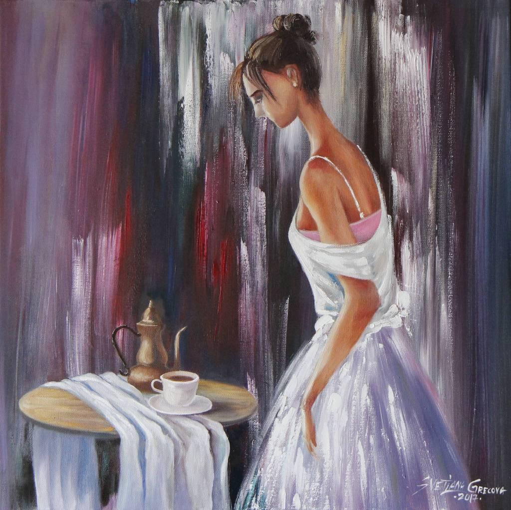 葛拉娜 - Balerina morning