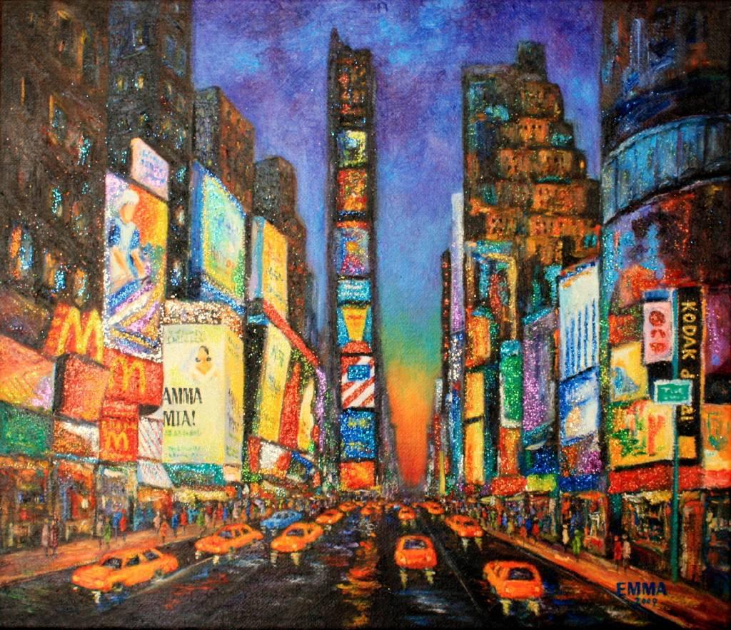Emma - 紐約時代廣場