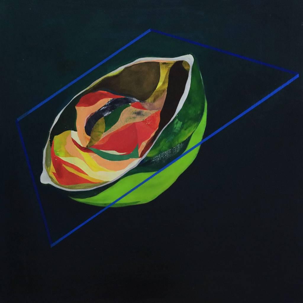 藍郁棠 - 阿嬤的檸檬1