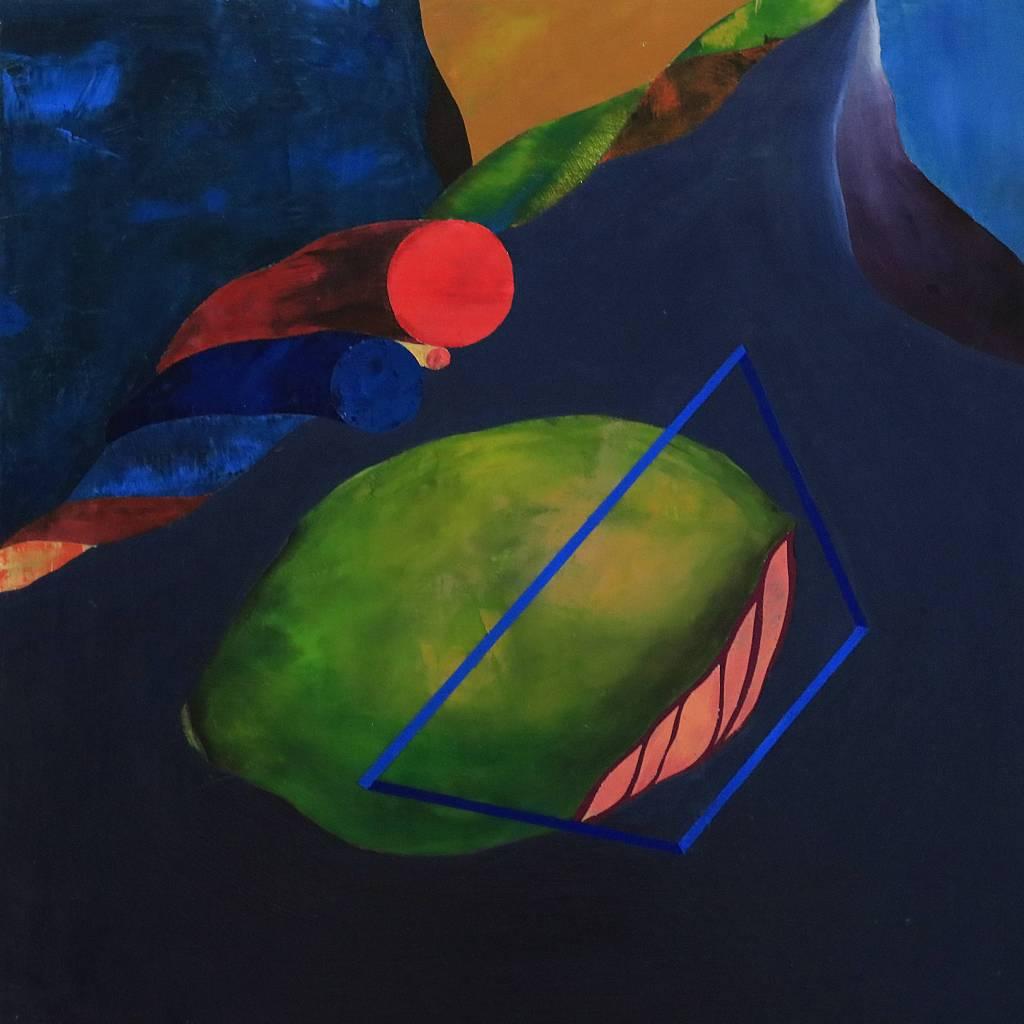 藍郁棠 - 阿嬤的檸檬2