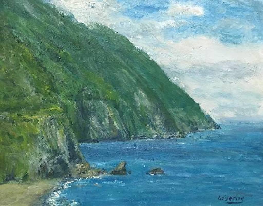 洪傑生 - 朗朗峭壁 Ocean Cliffs
