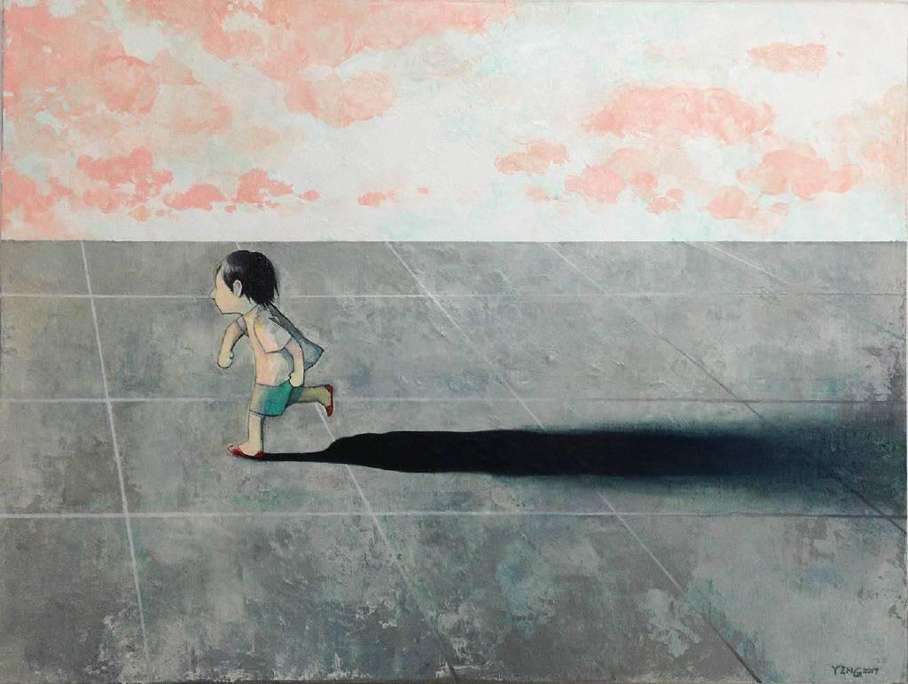 江文瑛 - 自水泥地上橫過