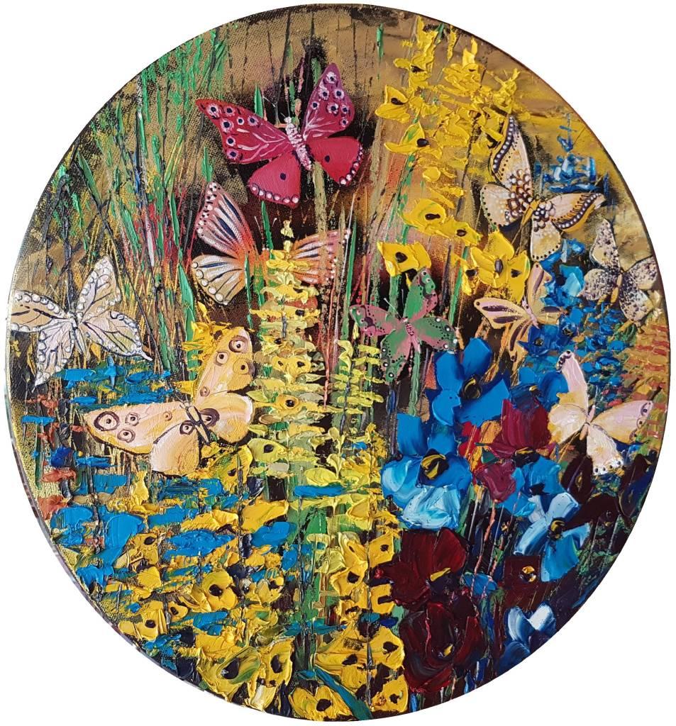 葛拉娜 - Butterflies