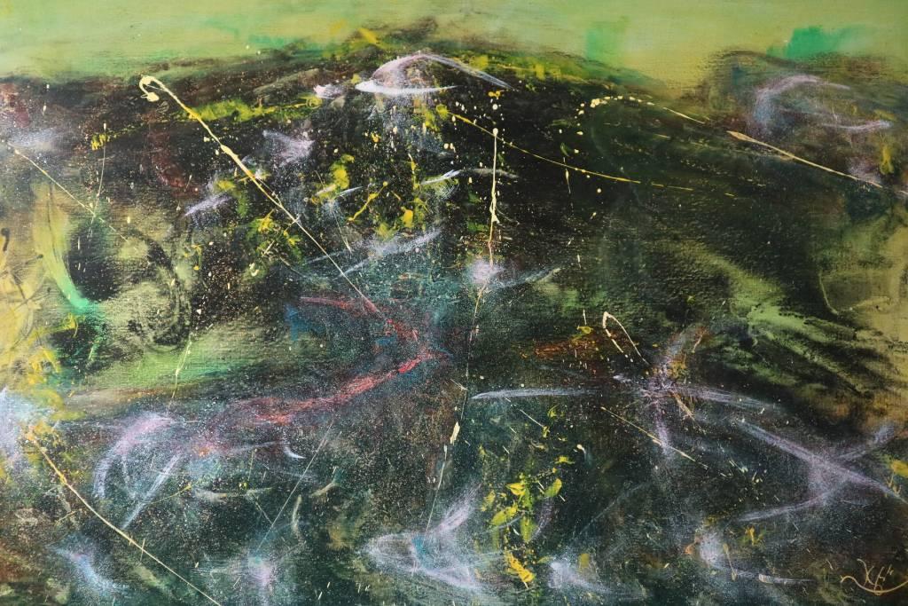 黃恭煌 - 抽象