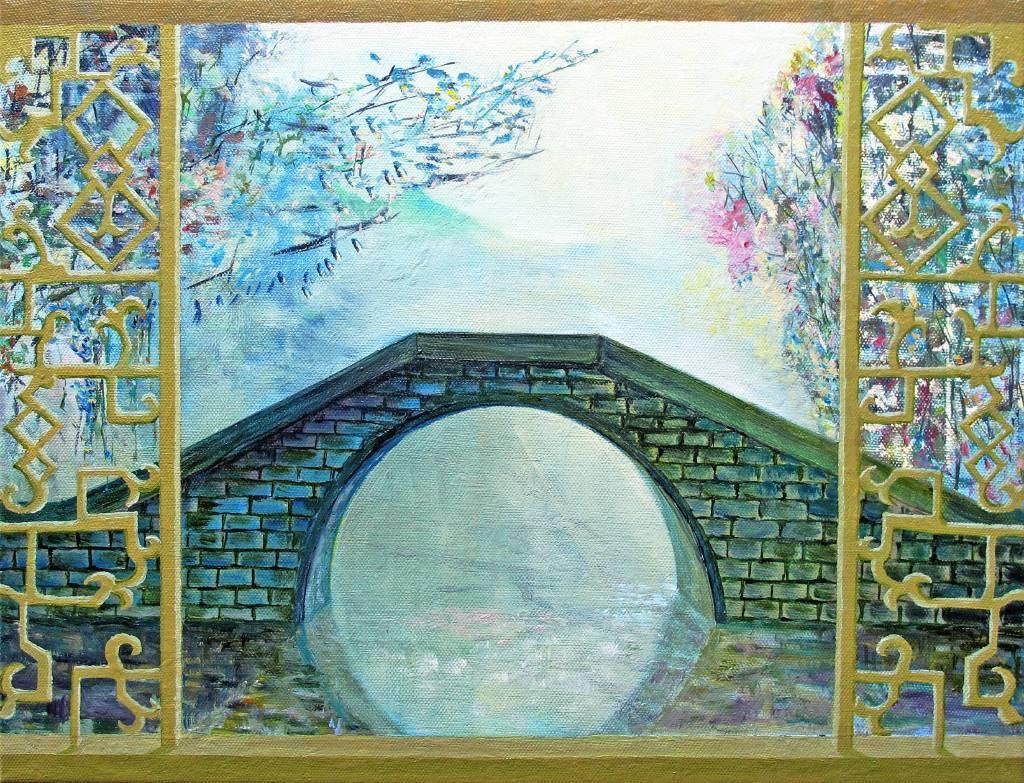 詹宜珊 - 橋與自然