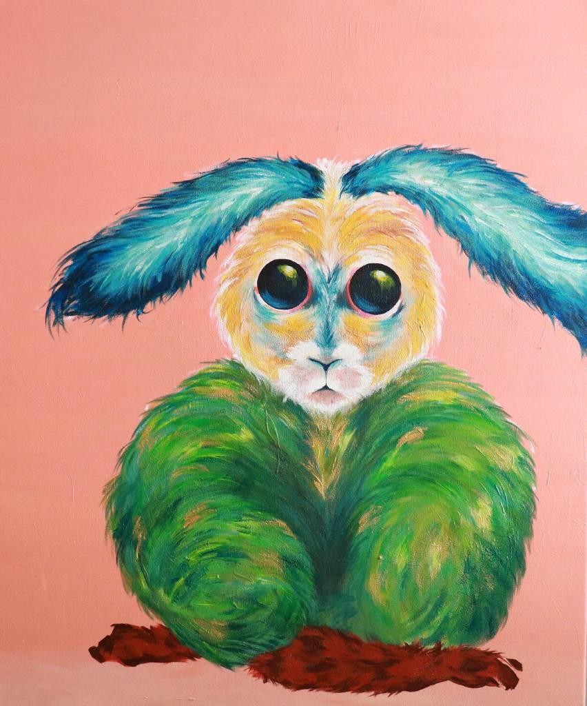 劉昕宜 - 享樂園 - 絨兔