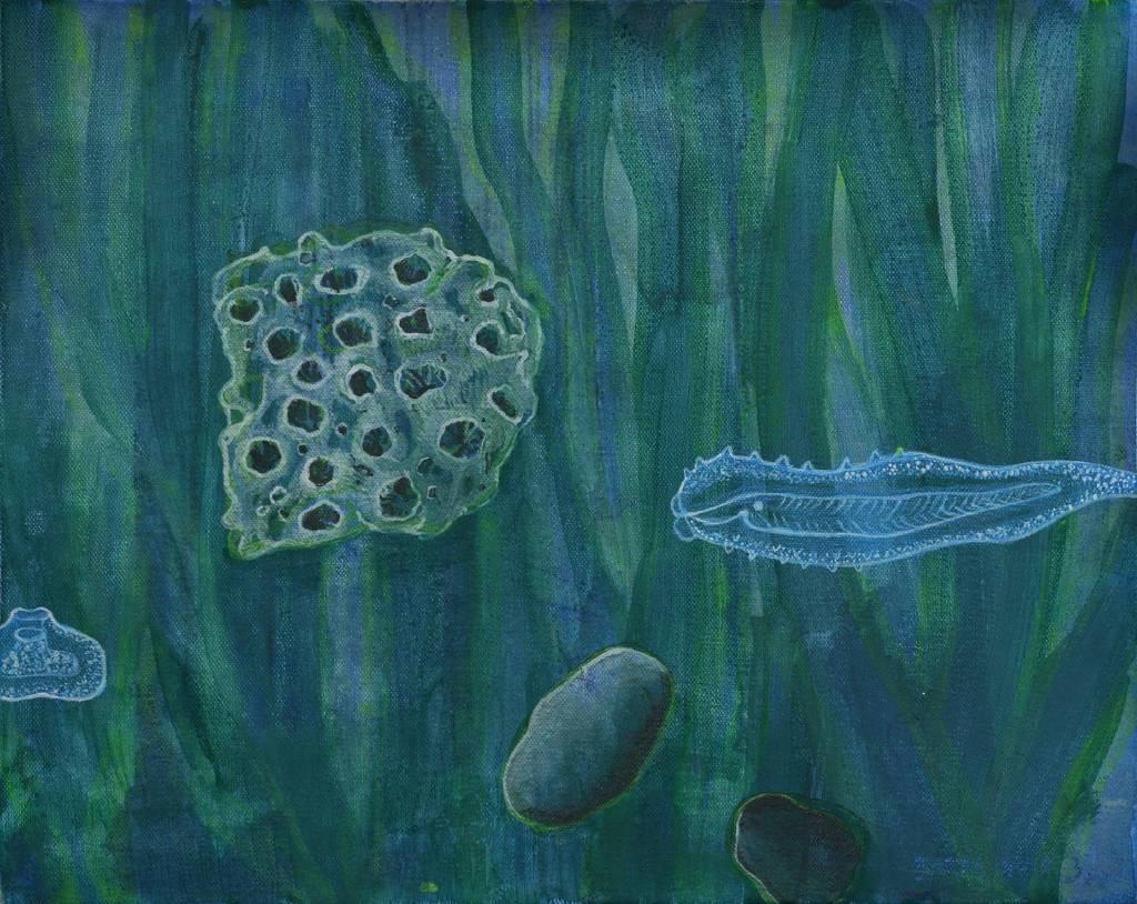 郭子 - 《水裏的東西1》| Something in the water No.1