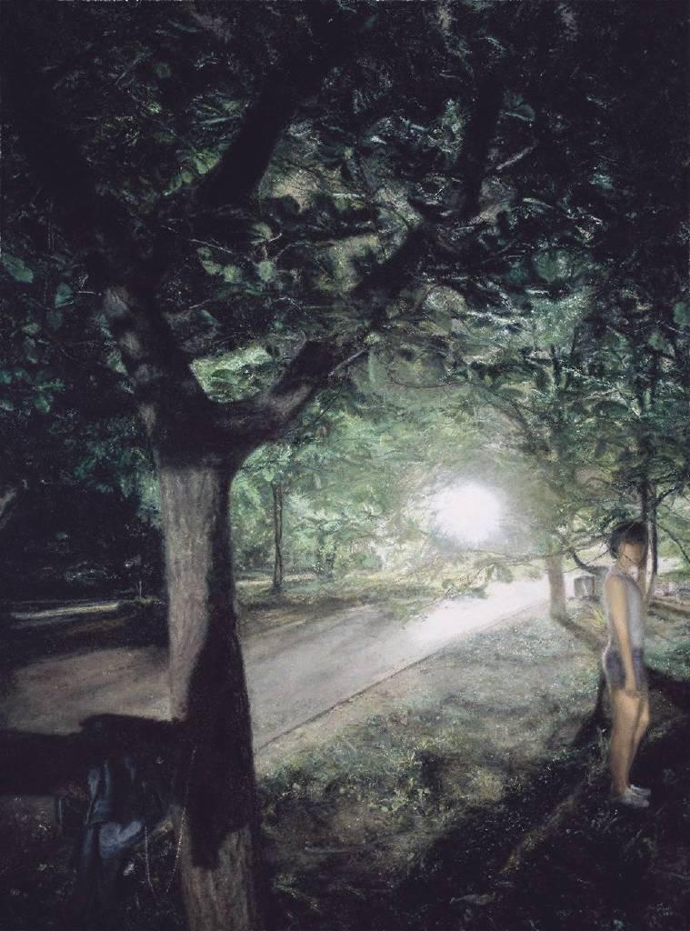 王岱山 - 《公園之七》| Park No.7